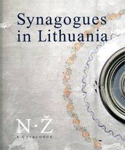 Synagogues in Lithuania N-Z