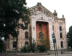 The Choral Synagogue in Drohobych, 1842-1865